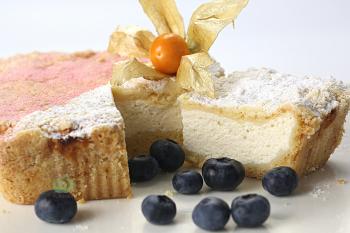 """Творожный пирог """"Королевская ватрушка"""""""