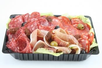 Ассорти мясных деликатесов «Европа»