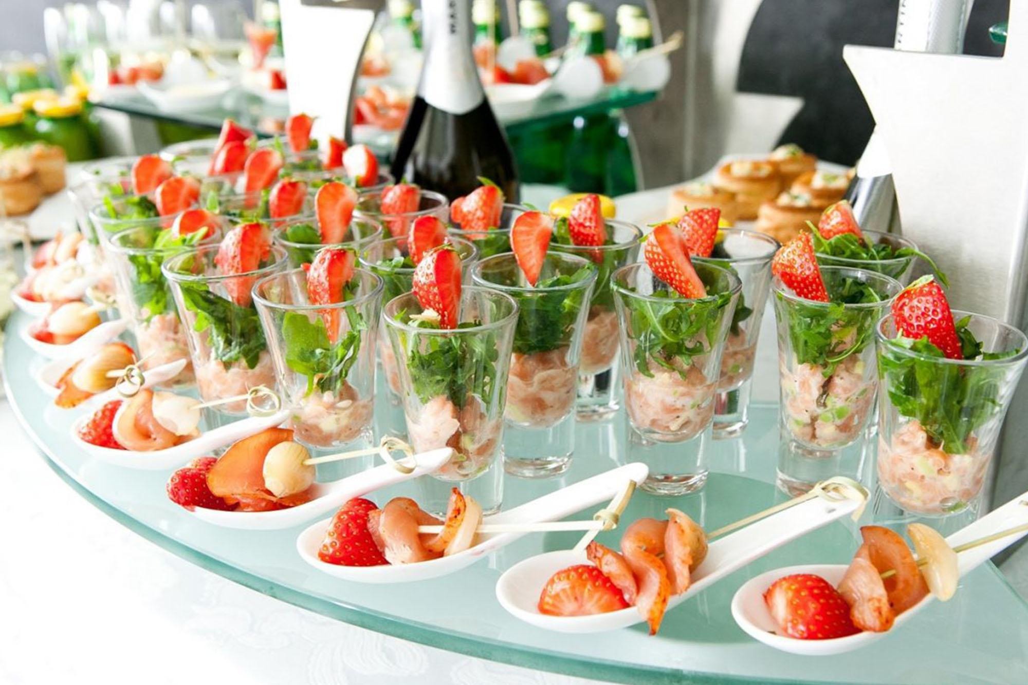 Доставка готовой еды на день рождения